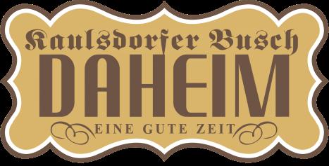 Kaulsdorfer Busch Daheim